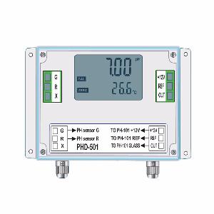 酸碱度/氧化还原度传输显示器