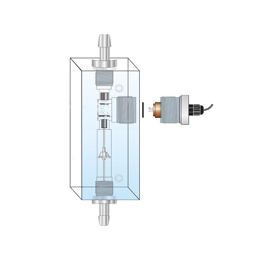 [CL-109SA] 残余氯传感器- Chlorine Sensor